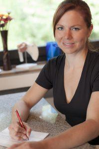 Kristin Wentingmann, Heilpraktikerin