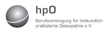 Logo 'Heilkundlich praktizierte Osteopathie'